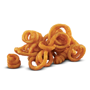 Yam Spiral Fries